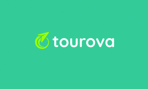 Tourova - Travel company name for sale