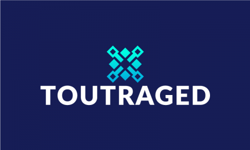 Toutraged - Technology company name for sale