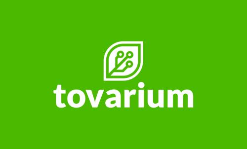 Tovarium - E-commerce domain name for sale