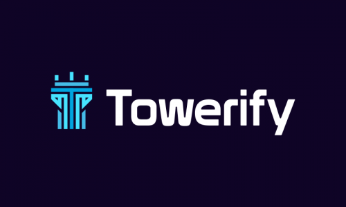 Towerify - Security company name for sale