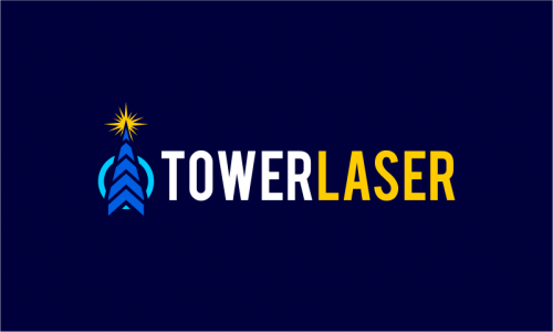 Towerlaser - Energy business name for sale