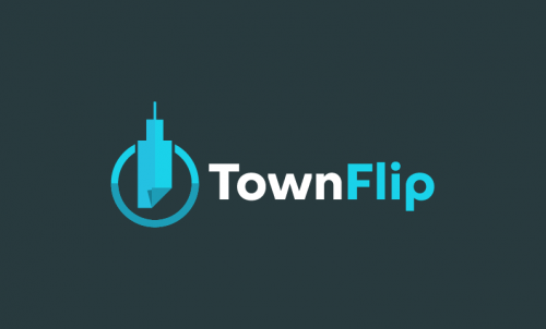 Townflip - E-commerce brand name for sale