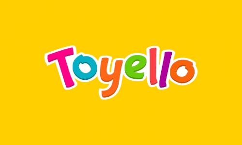 Toyello - Toy domain name for sale