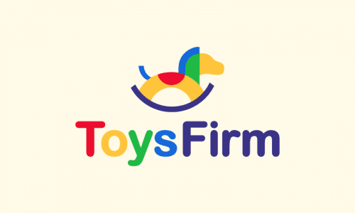 Toysfirm - Toy domain name for sale