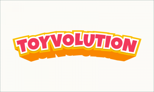 Toyvolution - Toy business name for sale