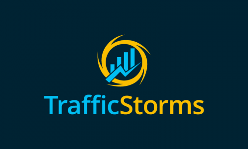 Trafficstorms - Marketing brand name for sale