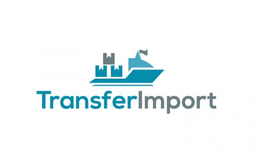 Transferimport - Logistics startup name for sale