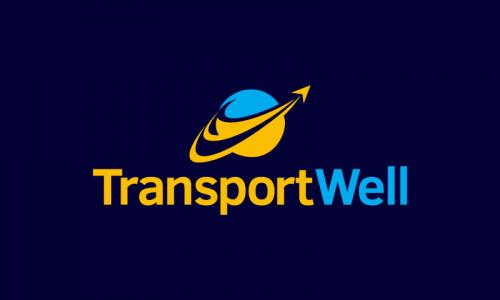 Transportwell - Transport business name for sale