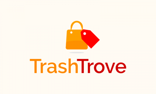 Trashtrove - Technology product name for sale