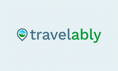 Travelably - Travel startup name for sale