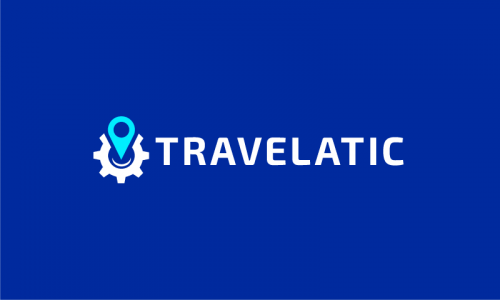 Travelatic - Ticketing company name for sale