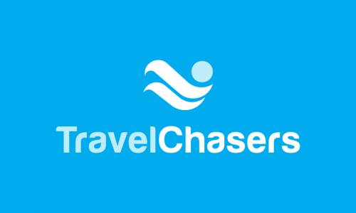 Travelchasers - Travel startup name for sale