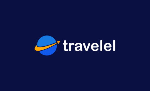 Travelel - Travel company name for sale