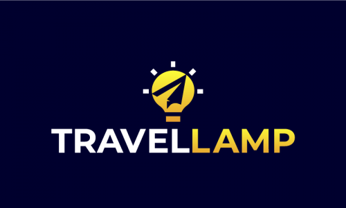 Travellamp - Travel company name for sale