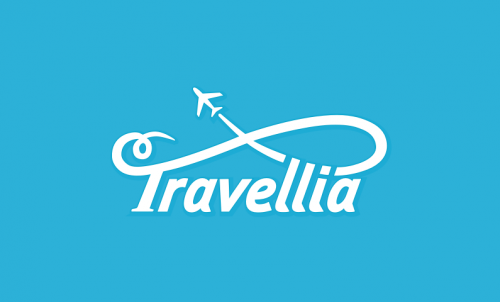 Travellia - Travel domain name for sale