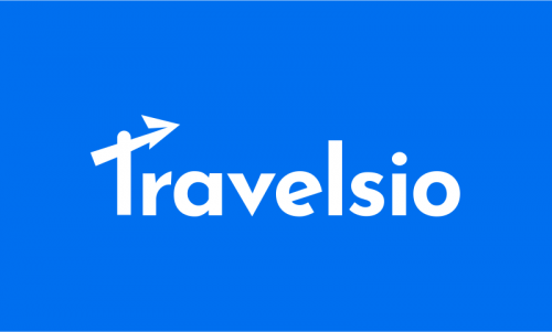 Travelsio - Travel startup name for sale
