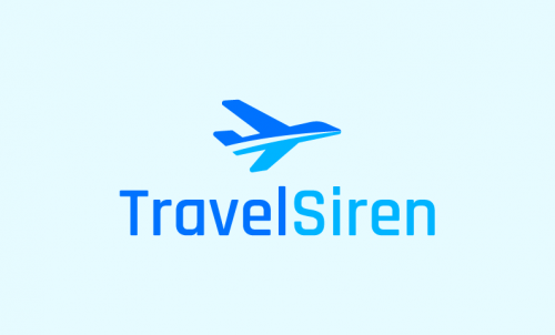 Travelsiren - Travel brand name for sale