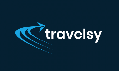 Travelsy - Travel brand name for sale