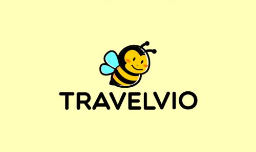 Travelvio - Travel brand name for sale