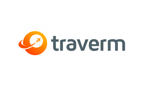 Traverm - Travel business name for sale