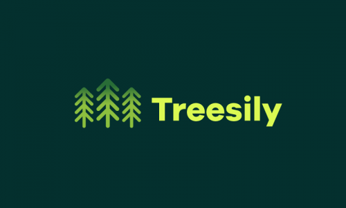 Treesily - Agriculture business name for sale