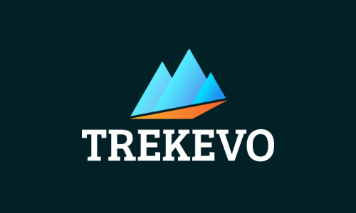 Trekevo - Technology business name for sale
