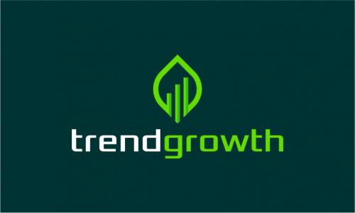Trendgrowth - Farming company name for sale