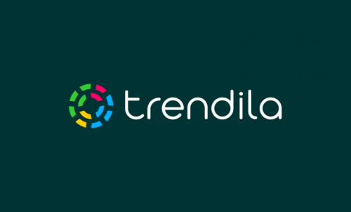 Trendila - Music company name for sale