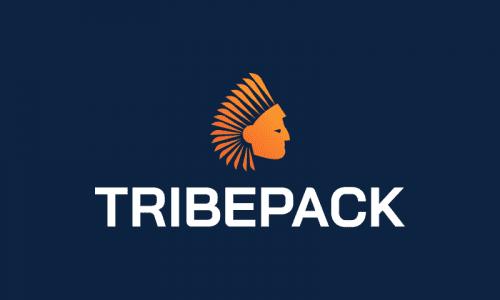 Tribepack - Technology brand name for sale