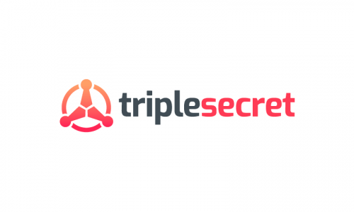 Triplesecret - Marketing company name for sale