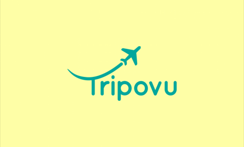 Tripovu - Travel company name for sale
