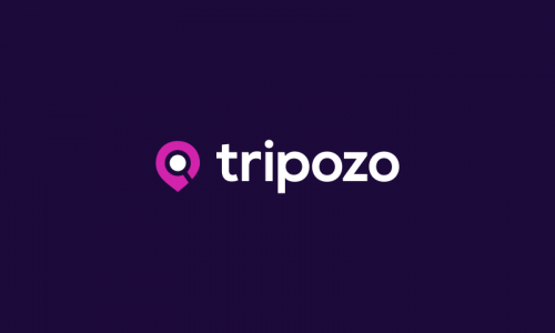 Tripozo - Travel startup name for sale