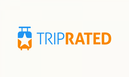 Triprated - Travel company name for sale