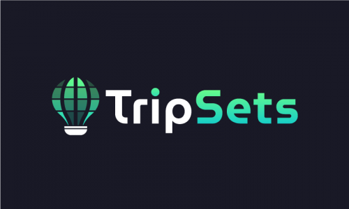 Tripsets - Travel domain name for sale
