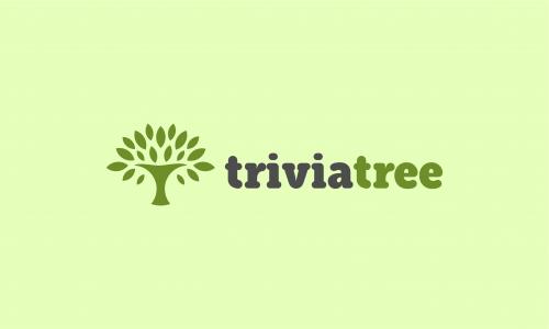 Triviatree - Media domain name for sale