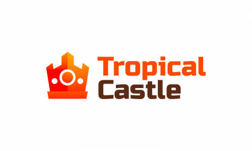 Tropicalcastle - Retail brand name for sale