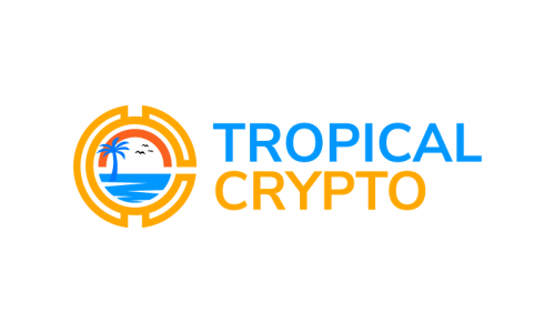 Tropicalcrypto - Cryptocurrency startup name for sale