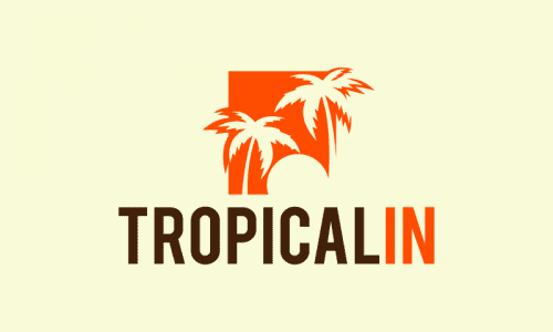 Tropicalin - E-commerce startup name for sale