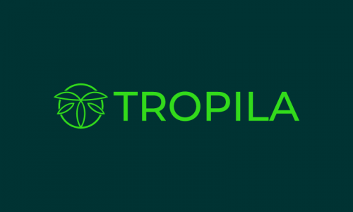 Tropila - Travel domain name for sale