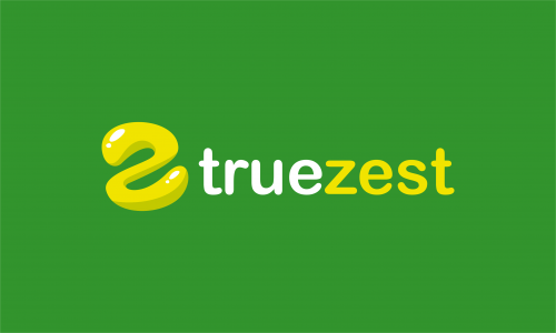 Truezest - Wellness company name for sale