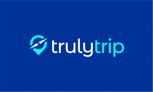 Trulytrip - Ticketing startup name for sale
