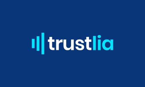 Trustlia - Business company name for sale