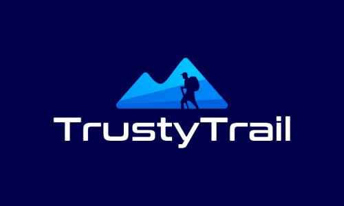 Trustytrail - E-commerce brand name for sale