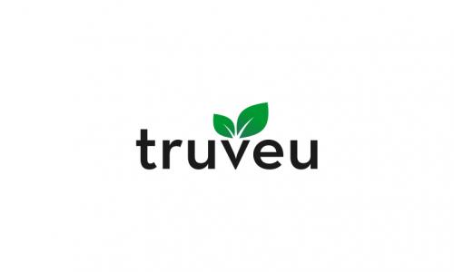Truveu - Modern company name for sale