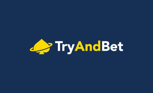 Tryandbet - Gambling company name for sale
