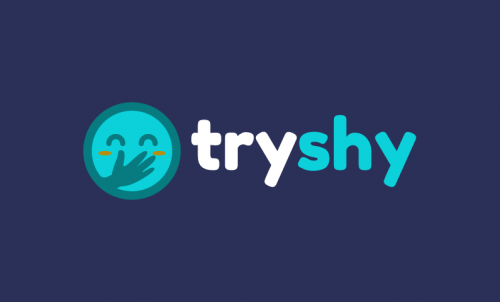 Tryshy - Technology startup name for sale