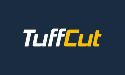 Tuffcut - Retail company name for sale