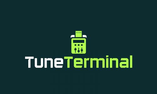 Tuneterminal - E-commerce brand name for sale