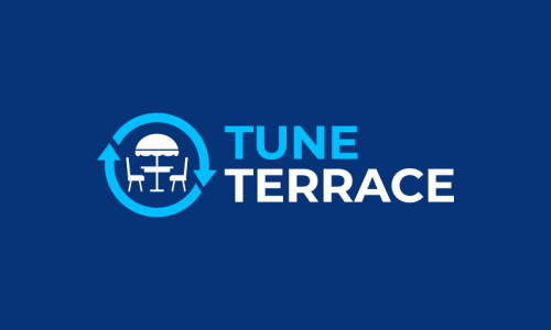 Tuneterrace - E-commerce startup name for sale