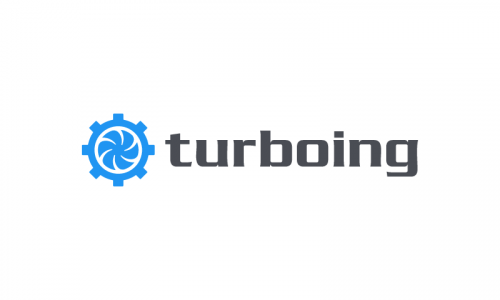 Turboing - Automotive domain name for sale